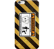 Danger Stay away from my iPhone / iPad - Case iPhone Case/Skin