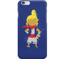 Tetra/Princess Zelda Wind Waker Shirt iPhone Case/Skin
