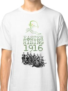 The Volunteers - Easter Rising 100th Anniversary Classic T-Shirt