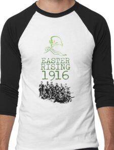 The Volunteers - Easter Rising 100th Anniversary Men's Baseball ¾ T-Shirt