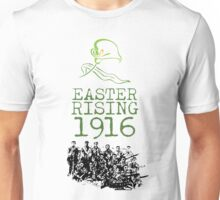 The Volunteers - Easter Rising 100th Anniversary Unisex T-Shirt