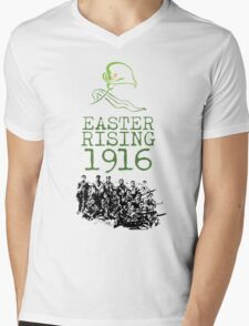 The Volunteers - Easter Rising 100th Anniversary Mens V-Neck T-Shirt