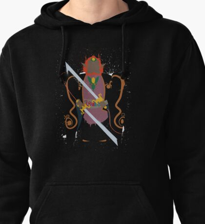 Ganon Wind Waker Splattery Design T-Shirt