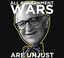 Murray Rothbard Anti War Unisex T-Shirt