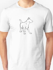 The Bull Terrier T-Shirt
