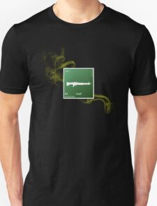 Breaking Bad final episode m60 machine gun Unisex T-Shirt