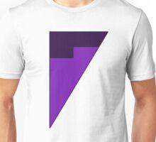 Morph - Purple on Purple Unisex T-Shirt