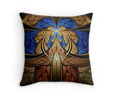 Archangel II Throw Pillow