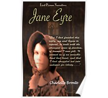Jane Eyre: First Person Narrative Poster