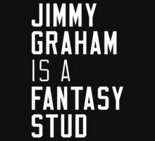 Jimmy Graham is a Fantasy Stud by Fantag® Tees