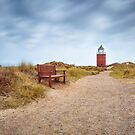 "Lighthouse ""Red Cliff"" (Kampen/Sylt) by Dirk Wiemer"