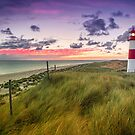 Lighthouse List East (Ellenbogen/Sylt) by Dirk Wiemer