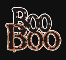 BooBoo Halloween Clothing and Stickers by Vickie Emms