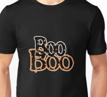 BooBoo Halloween Clothing and Stickers Unisex T-Shirt