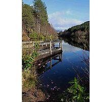 Glencoe Lochan Photographic Print