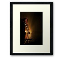 Forth Rail Bridge Framed Print