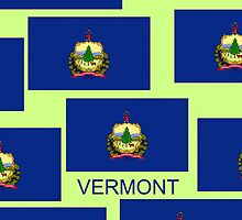 Smartphone Case - State Flag of Vermont VIII by Mark Podger