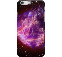 Supernova Remnant N49 iPhone Case/Skin