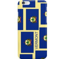Smartphone Case - State Flag of Vermont XI iPhone Case/Skin
