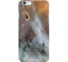 Star Birth and Death in the Carina Nebula iPhone Case/Skin