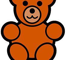 Teddy Bear by kwg2200