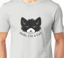 Hello, I'm a Cat! Unisex T-Shirt