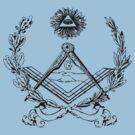 Freemasonry, Seal of by BlueLine LEO
