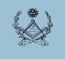 Freemasonry, Seal of Unisex T-Shirt