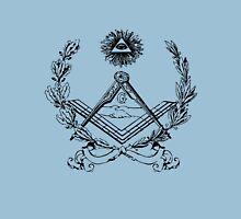 Freemasonry, Seal of Unisex T-Shirt