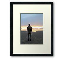 Judgement Day Framed Print