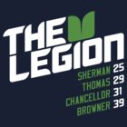 The Legion (Sherman, Thomas, Chancellor & Browner) by Fantag® Tees