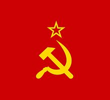 Smartphone Case - Flag of The Soviet Union (USSR) V by Mark Podger