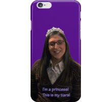 Princess Tiara iPhone Case/Skin
