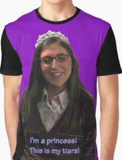 Princess Tiara Graphic T-Shirt