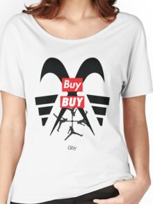 Buy Buy Women's Relaxed Fit T-Shirt