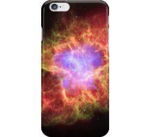 Superdense Neutron Star in Crab Nebula iPhone Case/Skin