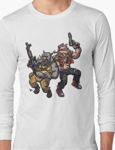 Hench Mutants Long Sleeve T-Shirt