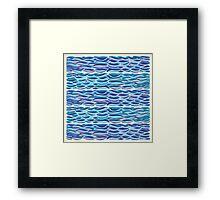 The High Sea Framed Print
