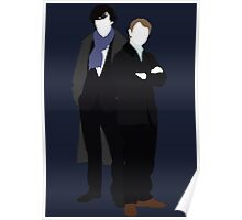 Holmes and Watson Poster