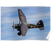Lysander IIIa RCAF2355 V9367/MA-B G-AZWT Poster