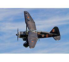 Lysander IIIa RCAF2355 V9367/MA-B G-AZWT Photographic Print