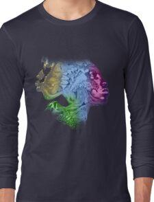 Creative art T-Shirt Long Sleeve T-Shirt