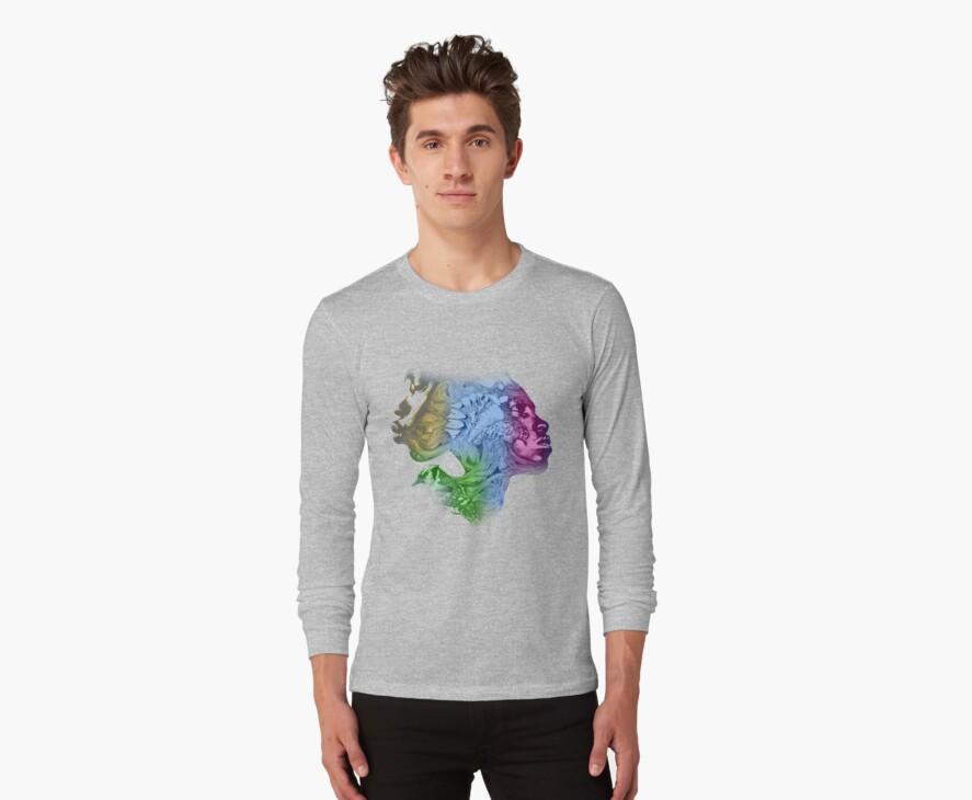 Creative art T-Shirt by Mac Poole