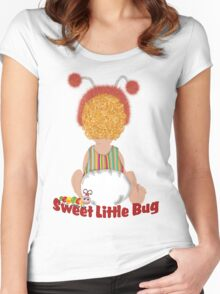 Sweet Little Bug Women's Fitted Scoop T-Shirt