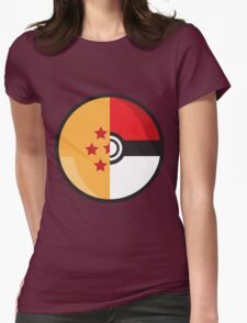 PokeDragonBall Womens Fitted T-Shirt