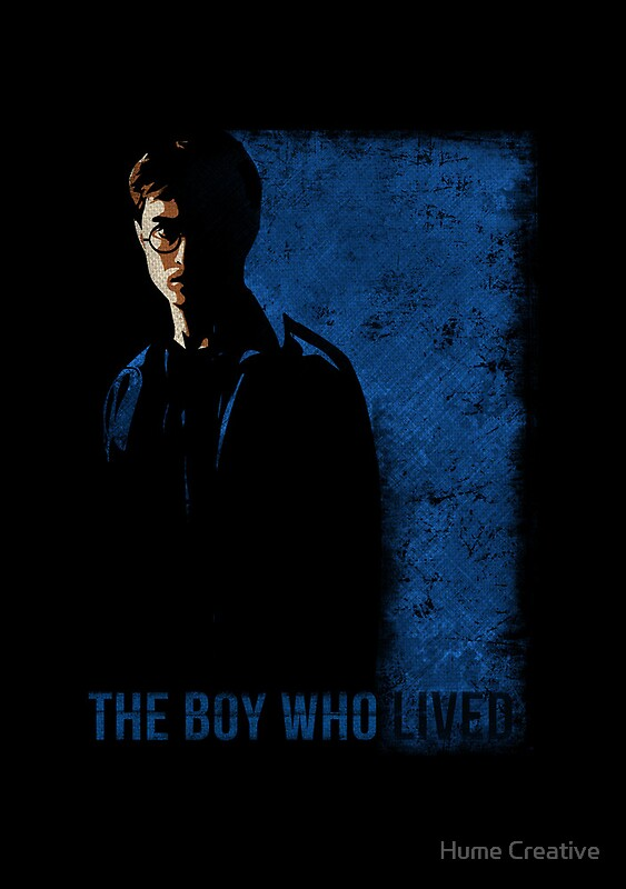 The Boy Who Lived OC Harrypotter