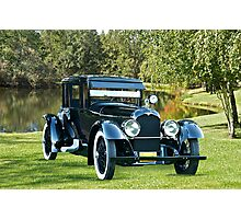 1921 Duesenberg A Bender Coupe III Photographic Print