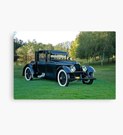 1921 Duesenberg A Bender Coupe II Canvas Print