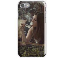 Smoker's Corner iPhone Case/Skin