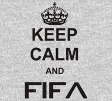 Keep Calm and Fifa by BrotherDeus